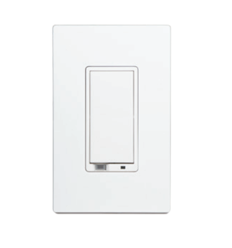 the wd500z51 wall mounted dimmer allows remote onoff control and dimming of connected lights the zwave wall mount dimmer is easily wired in place of a